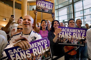 Kings Old and New to Join Thousands of Fans at Downtown Sacramento Rally
