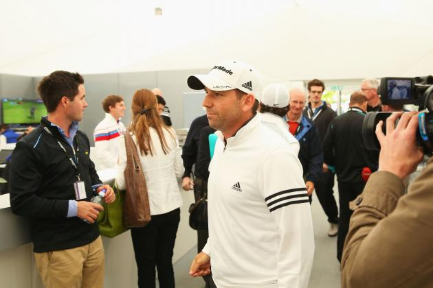 Shame on PGA Golfers for Not Condemning Sergio Garcia