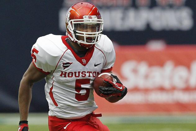 Tech Reportedly in Mix for Former Houston Running Back