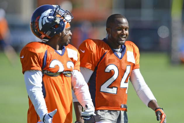 Breaking Down the Denver Broncos' Cornerback Competition