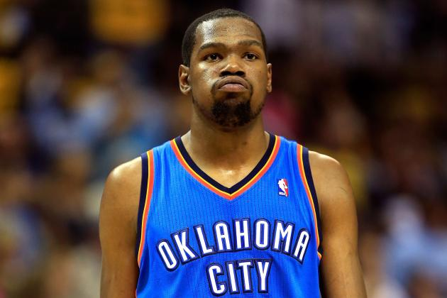 What's Next for Kevin Durant After OKC Thunder 2013 Playoff Exit?
