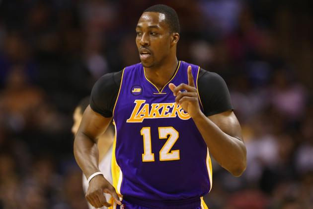 Why Houston Rockets Are LA Lakers' Biggest Threat to Re-Signing Dwight Howard