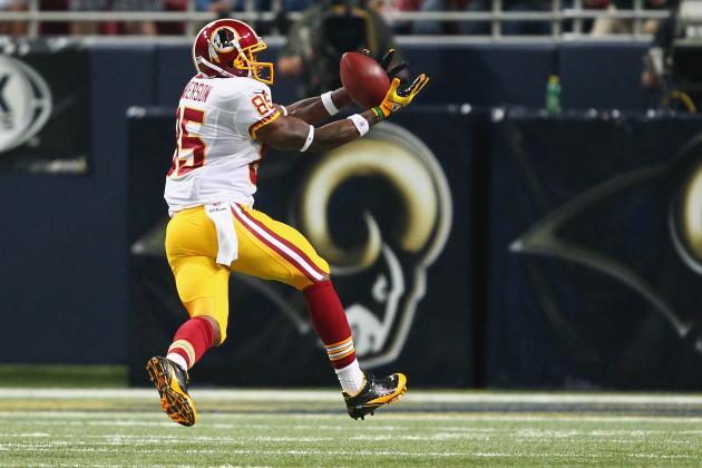 Is 2013 a Make-or-Break Season for Washington Redskins WR Leonard Hankerson?