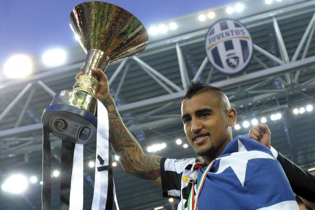 Juventus Would Be Wise to Keep Arturo Vidal from Joining Real Madrid
