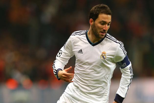 Higuain Agrees Terms with Juve