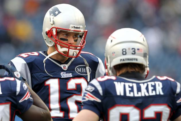 Brady Talks Welker, Amendola, Gronk