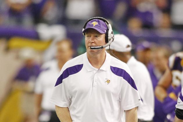 Minnesota Vikings: Did the Vikings Make a Mistake Hiring Bill Musgrave?