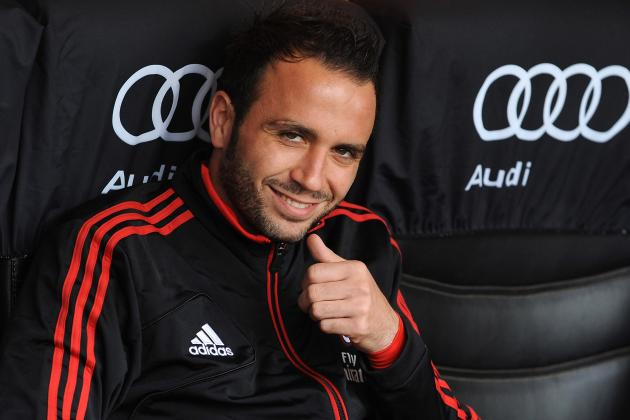 Pazzini Has Knee Surgery