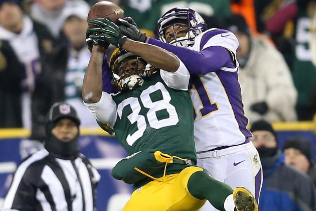 Tramon Williams Takes over Leadership Role of Packers' Secondary