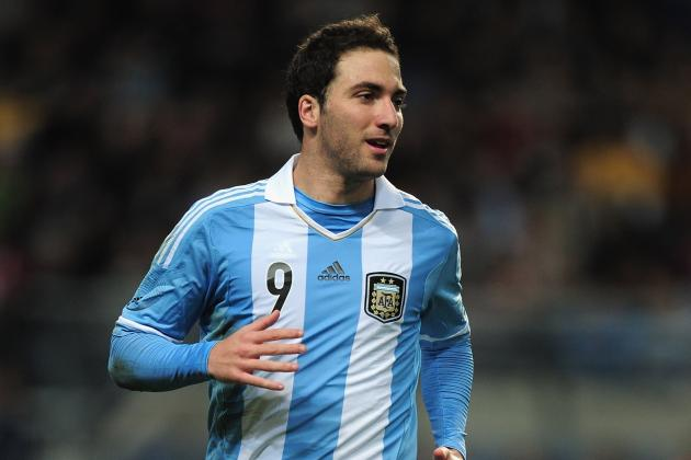 Higuain Agent Responds to Juve Talk