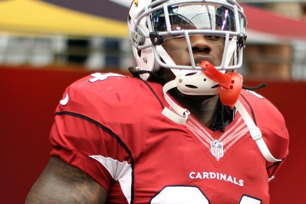 Arizona Cardinals' Ryan Williams Says He Was Playing Scared