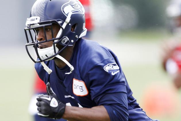 Percy Harvin Already Impressing Seahawks Teammates, Coaches