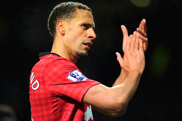 Manchester United and Rio Ferdinand Reportedly Agree on 1-Year Deal