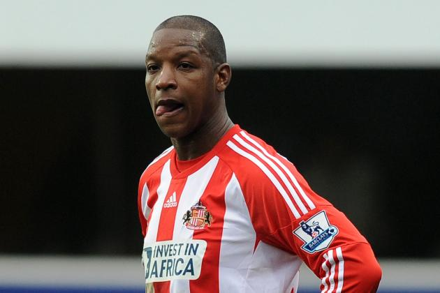 Titus Bramble Confirms Exit from Sunderland Via His Personal Twitter Account