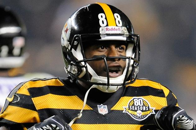 Emmanuel Sanders, Steelers Talking Long-Term Deal
