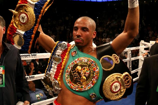 Is Floyd Mayweather vs. Andre Ward a Possibility or a Pipe Dream?