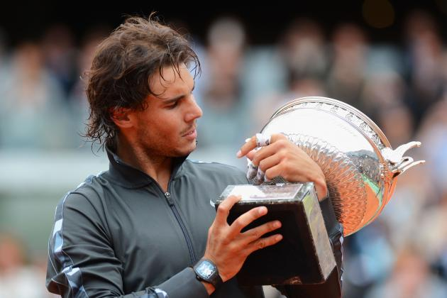 French Open 2013 TV Schedule: How to Watch Grand Slam Tennis at Roland Garros
