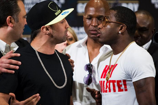Broner: Paulie's Feelings Were Hurt, I Got to Him