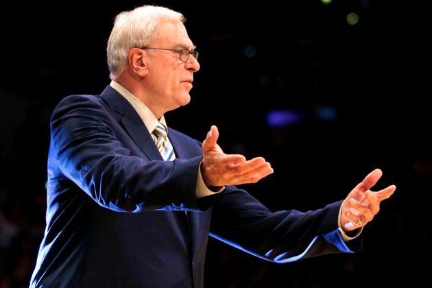 Phil Jackson Publicly Defends Derrick Rose Following Missed Season