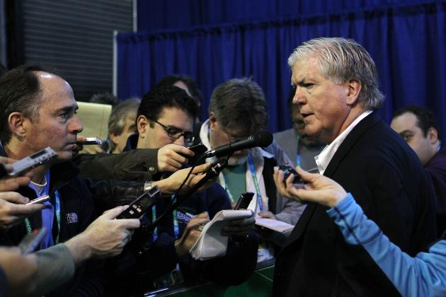 Report: Burke out as Team USA Olympic GM