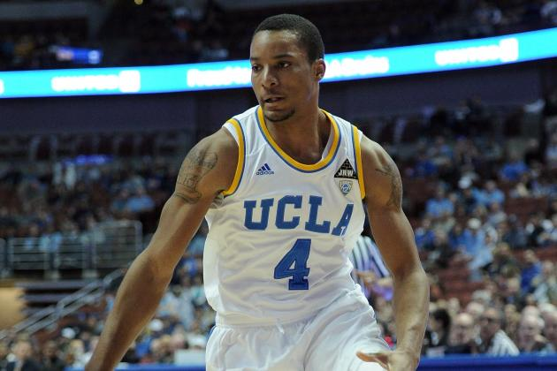 Norman Powell Talks About Decision to Stay at UCLA