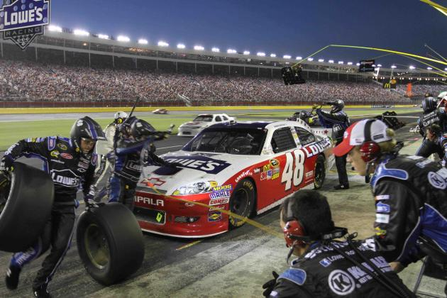 Complete Preview of NASCAR Sprint Cup Series at Charlotte