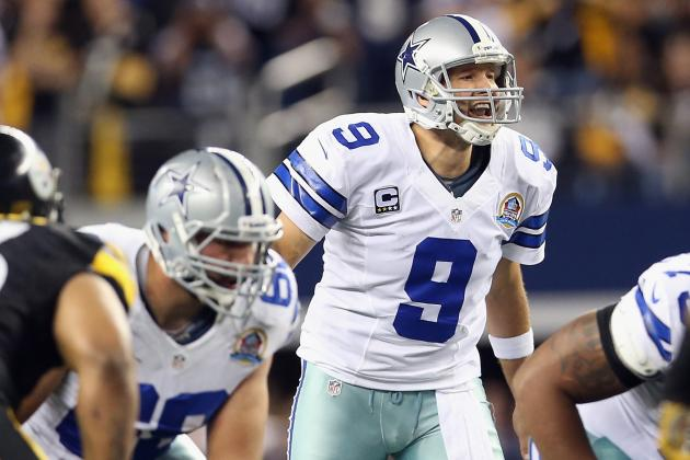 Tony Romo: Dallas Cowboys Quarterback Not Wise to Skip OTAs