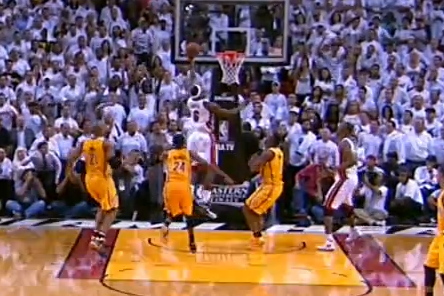 LeBron's Buzzer-Beating Game-Winner