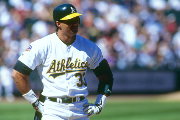 Jose Canseco Cleared by Police Following Rape Investigation