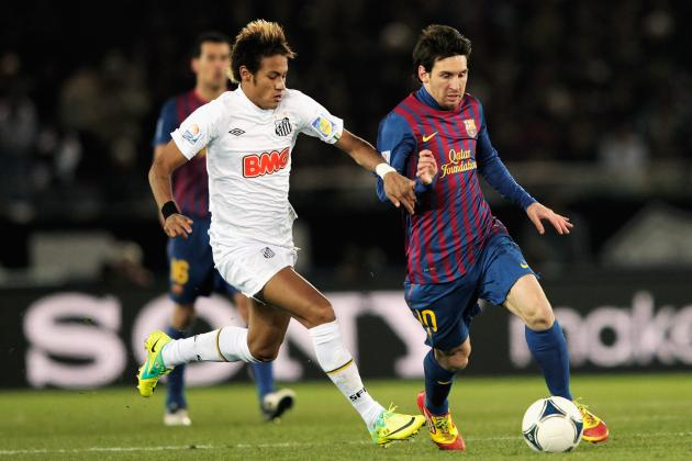 Neymar Would Form Perfect Combination with Lionel Messi for Barcelona