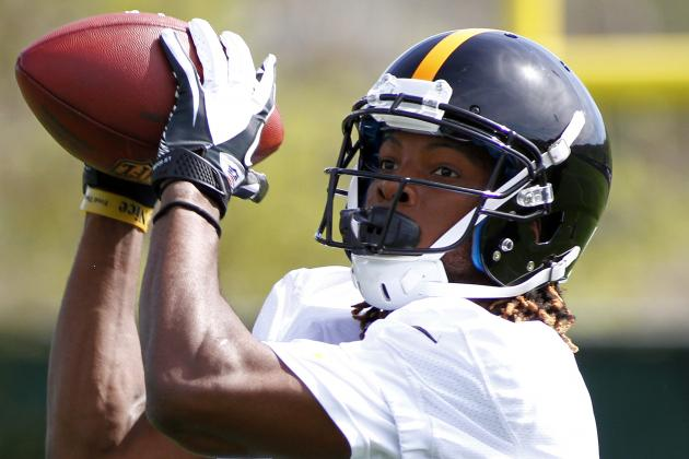 Steelers Sign Markus Wheaton, Terry Hawthorne