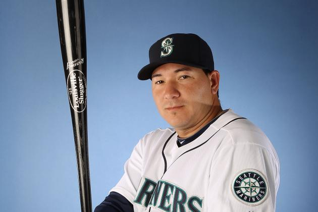 Jesus Montero Is Going to Be Sent Down to Triple-A
