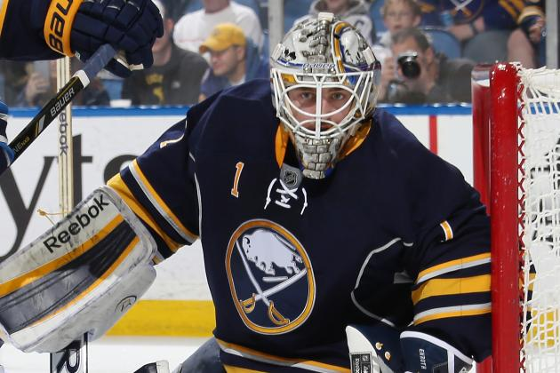 Enroth Is Sabres' Goalie-in-Waiting