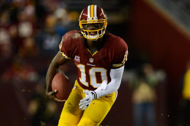 Father Wants RG III to Throw More, Run Less