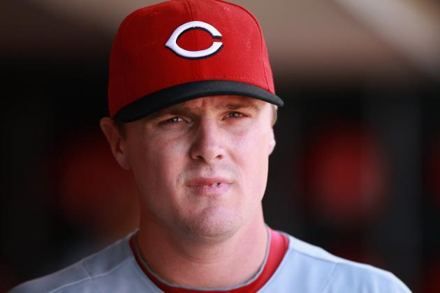 Bruce: 'Everything's Fine' with Latos