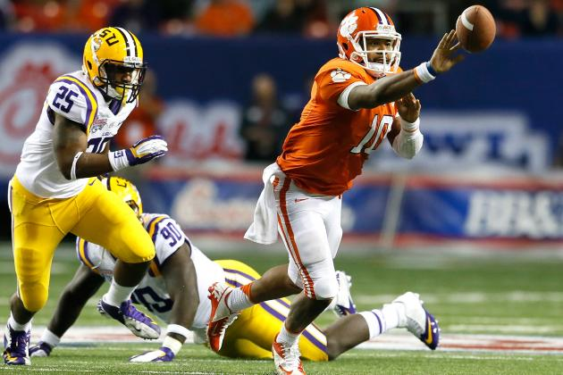 Your Best 11 Mailbag: SEC Network Shows, Best Transfers and Clemson's Title Shot