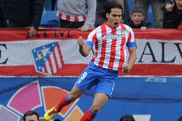 Atletico Yet to Receive Any Falcao Offers
