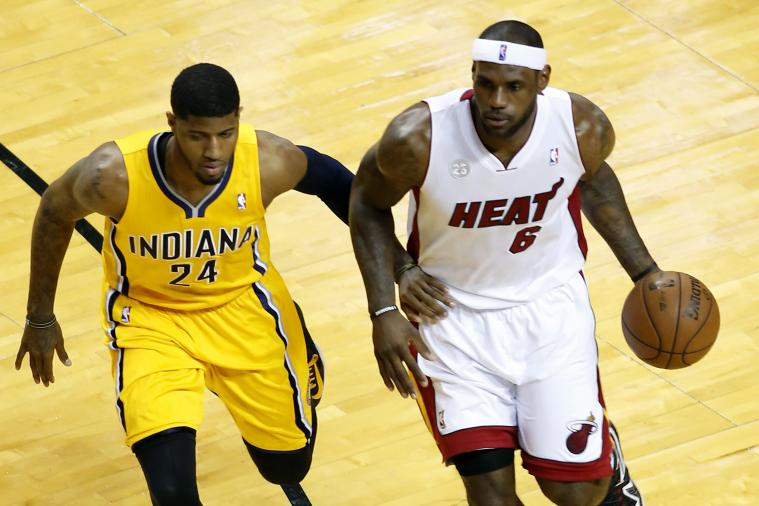 Pacers vs. Heat: Duel with LeBron James Will Elevate Paul George to Superstardom