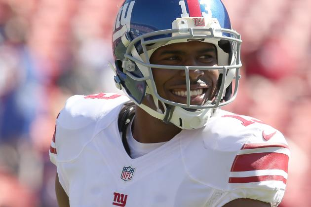 Report: Ramses Barden Re-Signs with Giants