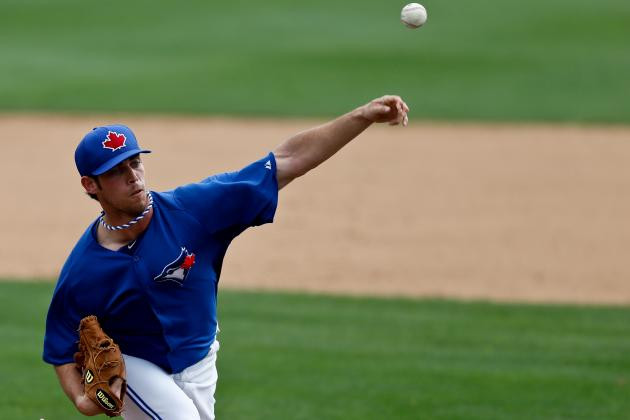 Nolin Expected to Start for Blue Jays Friday