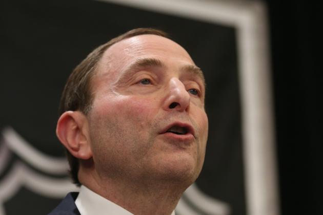 Bettman Hopes Coyotes Don't Move in 2013