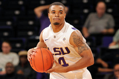 LSU Sophomore G Corban Collins Granted Release