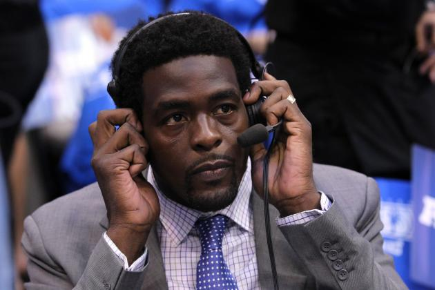 Michigan AD Dave Brandon on Chris Webber: 'I'd Be Happy to Meet Him'