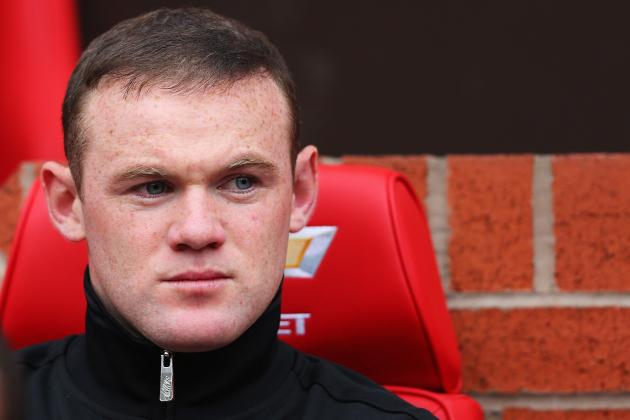 Manchester United Transfer Rumours: Red Devils Should Sell Wayne Rooney to PSG