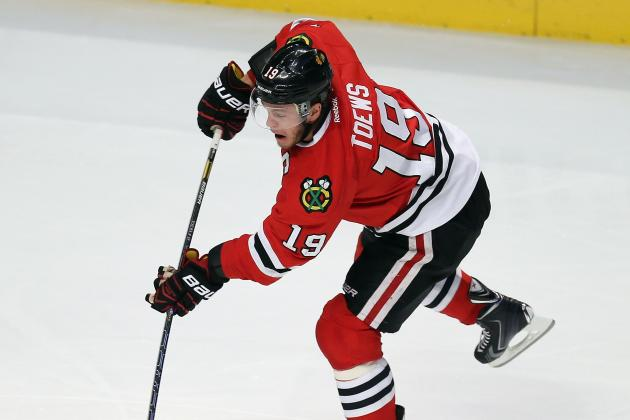 Blackhawks Need Best Players to Play Like Their Best
