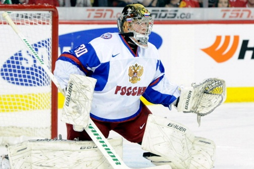 Lightning's Enthusiasm for Goaltending Prospect Vasilevskiy Keeps Growing