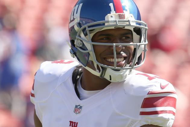 Giants bring back inconsistent WR Barden