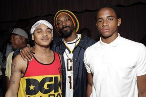 LSU Offers Snoop Lion's Son, Cordell Broadus