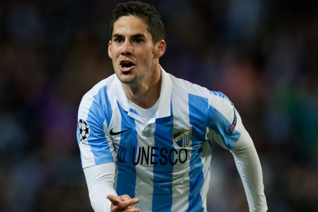 Real Madrid Transfers: Could Isco Be Heir to Cristiano Ronaldo's Throne?