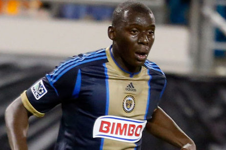 Union Trade Bakary Soumaré to Chicago Fire